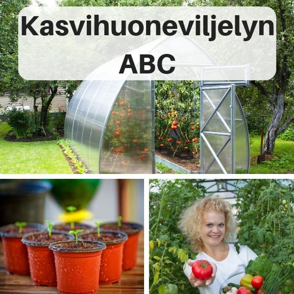 Kasvihuoneviljelyn ABC